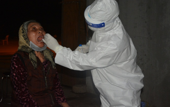 Lại thêm 1 ca dương tính với SARS-CoV-2 tại thôn Hạ Lôi, Mê Linh