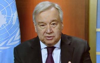 Liên Hợp Quốc cảnh báo đại dịch đe dọa hòa bình, an ninh toàn cầu
