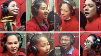 """Nghệ sĩ Đoàn 1, Nhà hát Trần Hữu Trang chung lòng """"chống"""" COVID-19, mơ về ngày chiến thắng"""