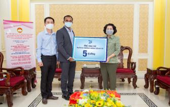 P&G Việt Nam tri ân đội ngũ y tế tuyến đầu