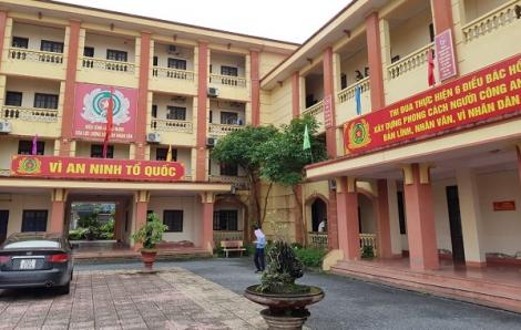 Bắt nghi phạm xâm hại cháu bé 9 tuổi ở Thái Bình