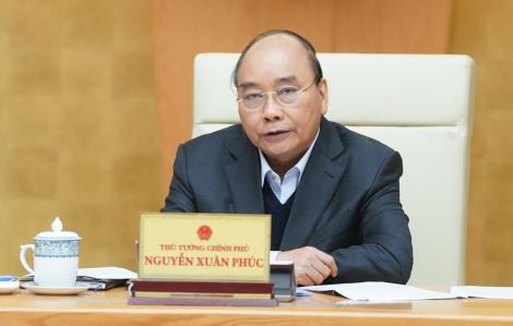 """Thủ tướng Nguyễn Xuân Phúc: """"Chuẩn bị kịch bản đón đầu phục hồi kinh tế sau đại dịch COVID-19"""""""