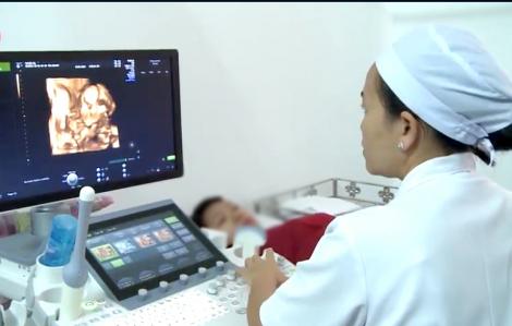 Phát hiện thai 6 tháng bị dị tật chẻ não