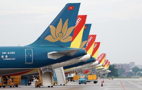 Các hãng hàng không lên kế hoạch tăng chuyến sau ngày 15/4