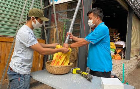 Đắk Lắk lắp đặt máy phát gạo tự động miễn phí cho người nghèo