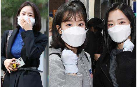 Sao Hàn giản dị đi bầu cử Quốc hội Hàn Quốc