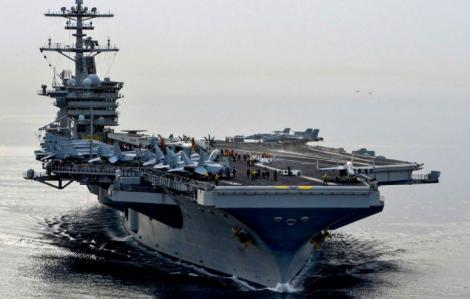 Tàu sân bay Roosevelt chiếm 75% tổng số ca bệnh COVID-19 của hải quân Mỹ trên thế giới