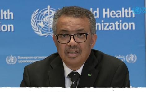 Mỹ tiếp tục gây sức ép với Tổng giám đốc WHO