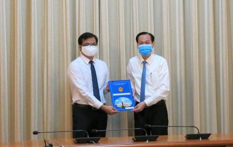 TPHCM có hai tân Phó chủ tịch UBND ở quận 1 và Tân Bình