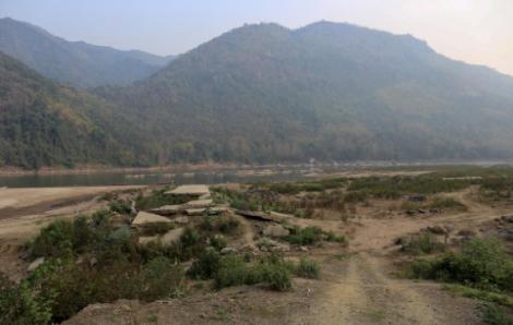 Trung tâm nghiên cứu Mỹ có thêm bằng chứng đập thủy điện Trung Quốc giữ nước sông Mê Kông