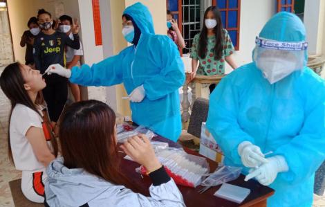 Bệnh nhân thứ 265 ở Hà Tĩnh dương tính với COVID-19 khi hết hạn cách ly