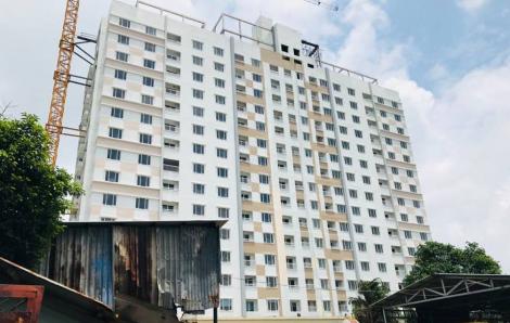 Gần 2 năm tháo dỡ, nhiều hạng mục xây trái phép dự án Tân Bình Apartment được tồn tại