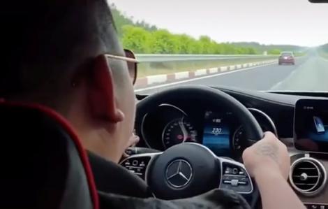 Người chạy xe 234km/giờ trên cao tốc Long Thành - Dầu Giây chỉ bị tước bằng lái 3 tháng