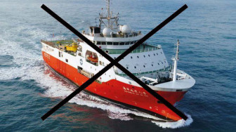 Bộ Ngoại giao Việt Nam lên tiếng trước thông tin tàu Trung Quốc lại vào vùng đặc quyền kinh tế của Việt Nam