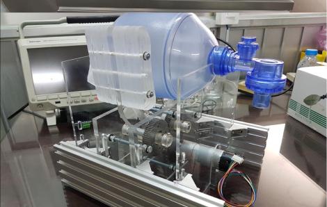 Bộ Công thương nghiên cứu thành công máy trợ thở, có thể sản xuất hàng loạt