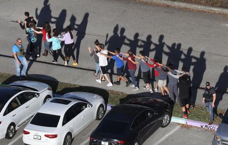 Lần đầu tiên kể từ năm 2002, tháng Ba không có tiếng súng ở trường học nước Mỹ