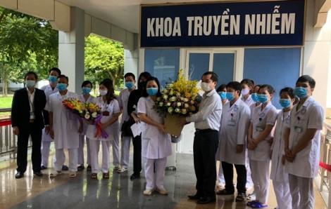 Du học sinh 22 tuổi xuất viện, Việt Nam ghi nhận 177 ca khỏi bệnh COVID-19