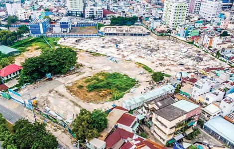 TPHCM kiến nghị Thủ tướng tháo gỡ cho 63 dự án bất động sản bị ách tắc thủ tục