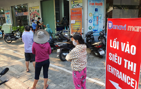 Từ 0g ngày 16/4, Đà Nẵng cho phép bán hàng mang về