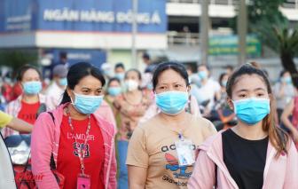 """Công ty Pouyuen Việt Nam """"giảm nhiệt"""" ngày đầu trở lại làm việc"""
