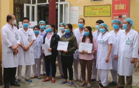 3 nữ nhân viên Công ty Trường Sinh mắc COVID-19 khỏi bệnh, xuất viện