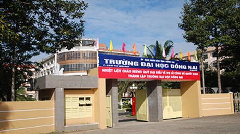 """Công đoàn Trường đại học Đồng Nai """"tố"""" trường chi thiếu cho người lao động hàng chục tỷ đồng"""