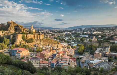 """Những thành phố châu Âu cổ kính nên ghi vào sổ """"để dành"""""""