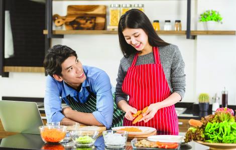Bếp là để yêu