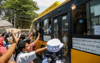 Myanmar thả gần 25.000 tù nhân trong nỗ lực chống COVID-19