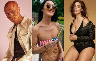 Những người mẫu phá vỡ định kiến của giới thời trang