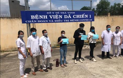 4 bệnh nhân COVID-19 điều trị ở Ninh Bình, Trà Vinh đã khỏi bệnh