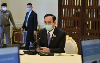 Thủ tướng Thái Lan kêu gọi người giàu giúp khắc phục thiệt hại kinh tế vì COVID-19