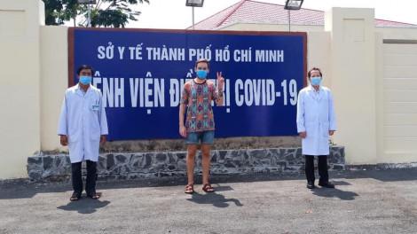 Ca nhiễm SARS-CoV-2 cuối cùng xuất viện, Bệnh viện Điều trị COVID-19 Cần Giờ không còn người cách ly