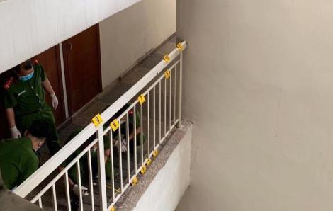 Cơ quan Cảnh sát điều tra làm việc với vợ tiến sĩ Bùi Quang Tín vụ rơi lầu ở chung cư New Sài Gòn