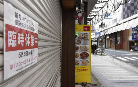 Toàn nước Nhật thực thi tình trạng khẩn cấp vì COVID-19