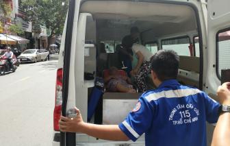Bị gọi quấy rối liên tục, Trung tâm cấp cứu 115 TPHCM cầu cứu công an