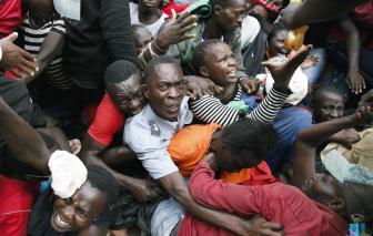 Châu Phi khốn khó trước nguy cơ đói trầm trọng vì dịch COVID-19