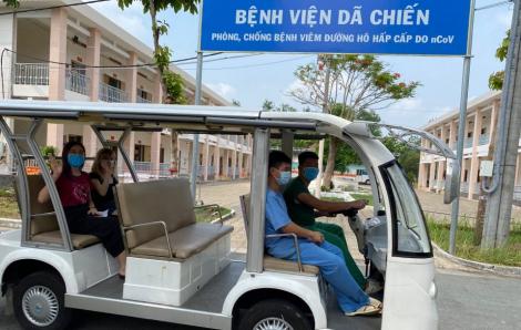 Bệnh nhân đi bar Buddha mắc COVID-19 khỏi bệnh, xuất viện