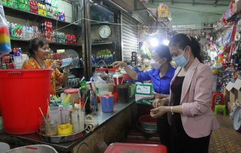 TPHCM sẽ bố trí lực lượng kiểm soát dịch bệnh tại các chợ