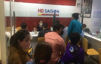 Công ty tài chính HD SAISON san sẻ gánh nặng mùa dịch với khách hàng