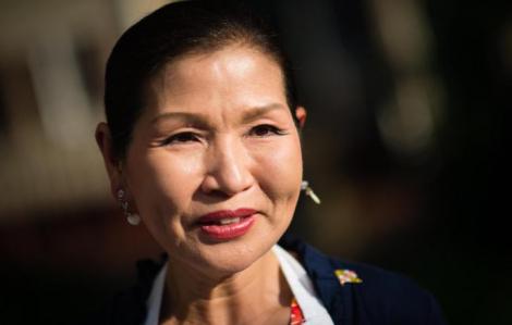 """""""Lợi thế Hàn Quốc"""" của phu nhân thống đốc Maryland trong mùa COVID-19"""