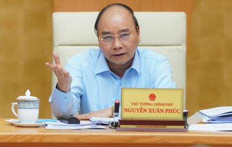 """Thủ tướng Nguyễn Xuân Phúc:""""Sớm giảm giá heo về trên dưới 60.000 đồng/kg"""""""