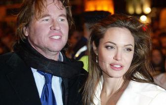 Val Kilmer đánh mất Angelina Jolie vào tay Brad Pitt