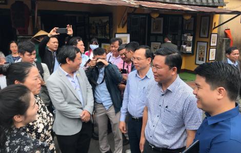 Quảng Nam: 100% nhân viên nhà nước đi làm lại vào ngày mai 23/4