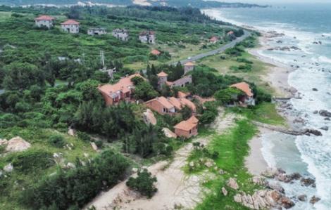 Bình Thuận thu hồi dự án khu nghỉ dưỡng của Công ty Sài Gòn Mũi Né