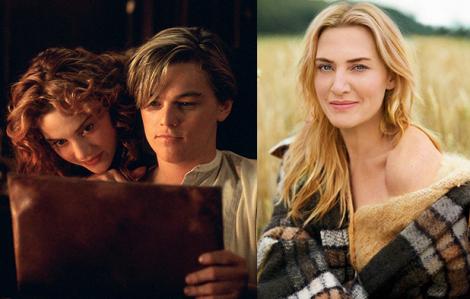 """Bài 3: Kate Winslet: Sự nghiệp thăng hoa nhờ cảnh nóng trong """"Titanic"""""""