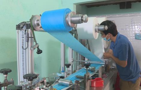 Công ty sản xuất khẩu trang y tế bị đề nghị xử phạt 100 triệu đồng