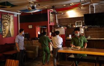 Bar Buddha - nơi phong tỏa lâu nhất TPHCM đã được lệnh giải tỏa cách ly