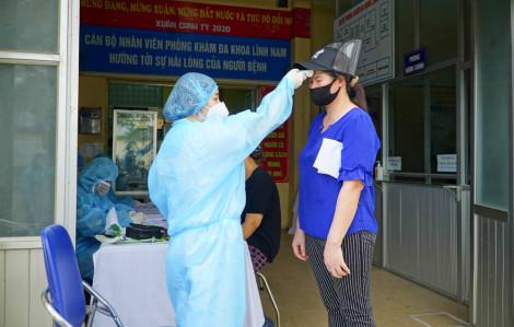 Bệnh nhân thứ 137 nghi dương tính SARS-CoV-2 trở lại sau khi xuất viện