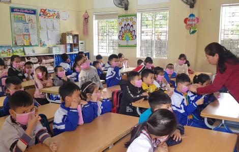 """Sở GD-ĐT Nghệ An: """"Giữ khoảng cách 1,5m trong lớp học là điều không thể"""""""